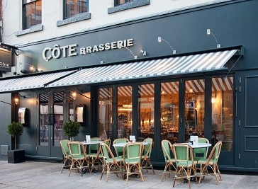 Côte Brasserie in Kingston Upon Thames