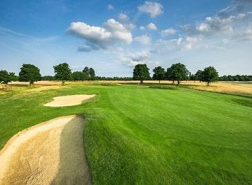 Hampton Court Palace Golf Club in Kingston upon Thames