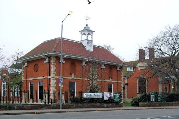 Kingston Museum in Kingston upon Thames
