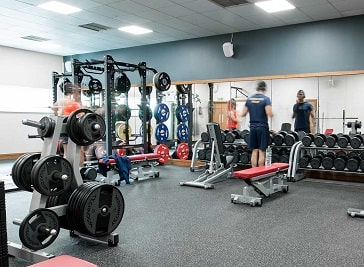 Nuffield Health Fitness and Wellbeing Gym in Kingston upon Thames