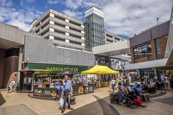 Shopping in Kingston upon Thames