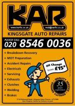 Kingsgate Auto Repairs